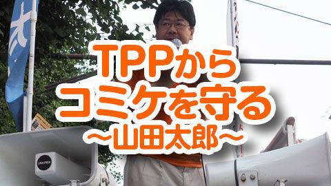 「~TPPからコミケを守る参議院議員~山田太郎のものがたり」