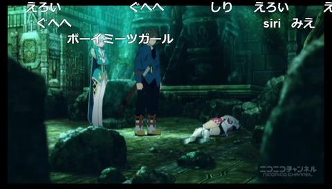 「テイルズ オブ ゼスティリア ザ クロス」2話22
