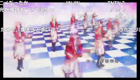 「B-PROJECT~鼓動*アンビシャス~」1話2