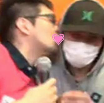 とみえのキス2