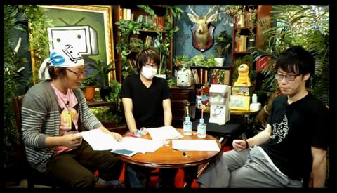 【実況者とは一体】レトルトと牛沢が元東京都知事と同じ椅子に座ったようです。