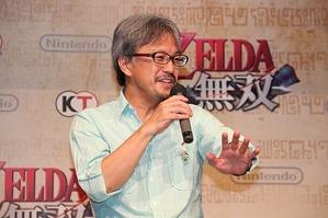 【朗報】なぜゼルダシリーズは毎回発売が遅れるのか。青沼英二「ゼルダは新しいものを挑戦したい」