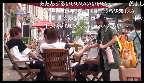 レトルトと握手した小学生「もう一生、手洗わない」→ニコ動のコメントがひどいwww