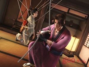 【幕末志士】必殺裏稼業をプレイ中に坂本が奇跡を起こす。【空中エンド】