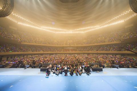 【お忍び】MSSP武道館ライブ、最俺メンバーたちも参戦していた!