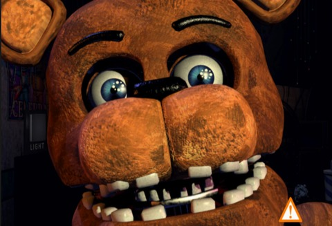 8位:『Five-Nights-at-Freddy's』(Freddy-Fazbear)