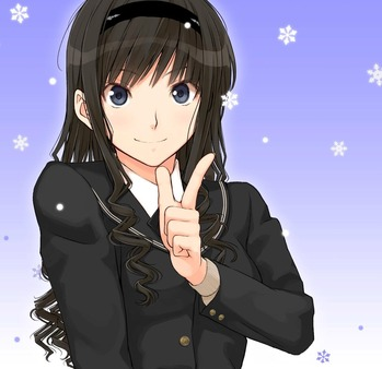 女性実況者「豆腐の絹」、アマガミ実況で感極まってヨダレ号泣「森島先輩、本当に大好きです!!」