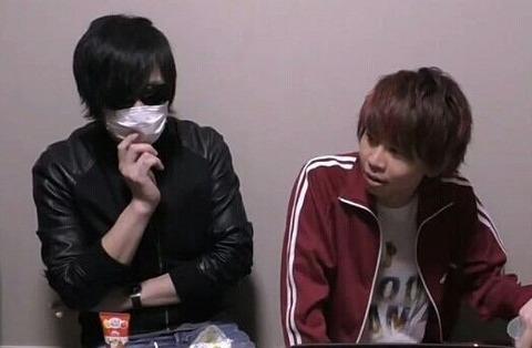 【最俺】キヨ「風呂の中でおにぎり食べてみた!」→フジ「どうでもいいから早く喉治してください」