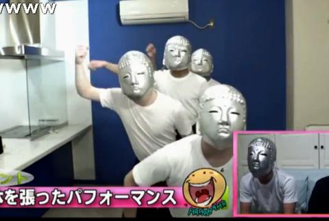 【大仏マスクに無茶振り】プロジェクトYY第2弾が面白すぎるwww