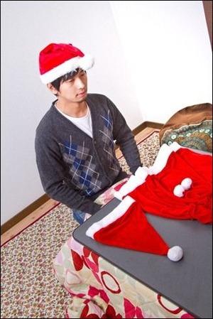 鬱先生、クリスマスをこじらせすぎてデレステにハマる。