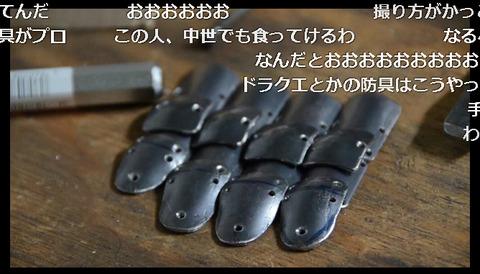 【ダークソウル】普段使い用に甲冑(ガントレット)作ってみた→結果、適当な木材を殴ると大変なことに・・・