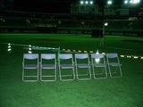 記念撮影用椅子