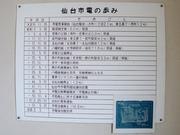 仙台市電の歩み