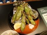 まるごと焼き空豆