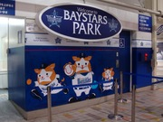 Welcome to BAYSTARS PARK
