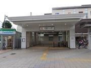 武蔵小山駅2