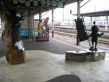 米子駅構内2