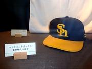 ソフトバンク帽