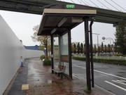 市営バス乗り場