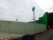 仮設防球ネット1