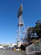 レフト側照明塔
