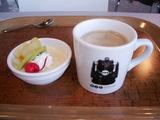 ホットコーヒー&デザート