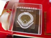 広島市民球場の芝生