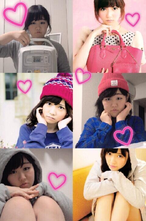 友達に言われたんだけどAKB48の島崎遥香と私似てない?