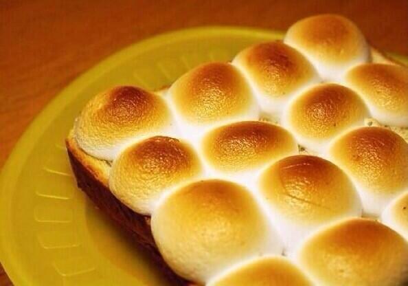 絶品★マシュマロトーストの作り方