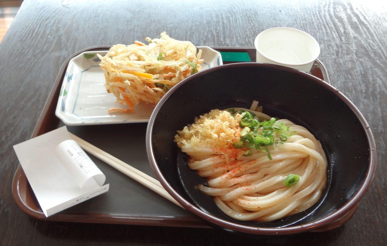 一関 丸亀 製 麺