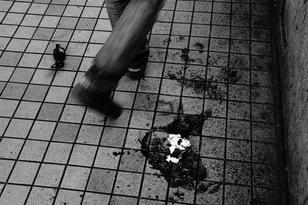 【衝撃映像】新宿でおっさん同士のガチ喧嘩が勃発wwwwwwwwww