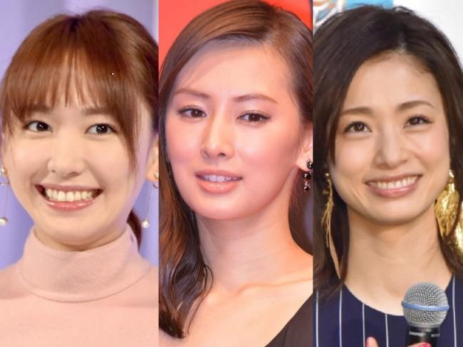 【朗報】北川景子、新垣結衣、上戸彩「実際に会ったら本当にキレイだった芸能人」が凄いwwwwwww