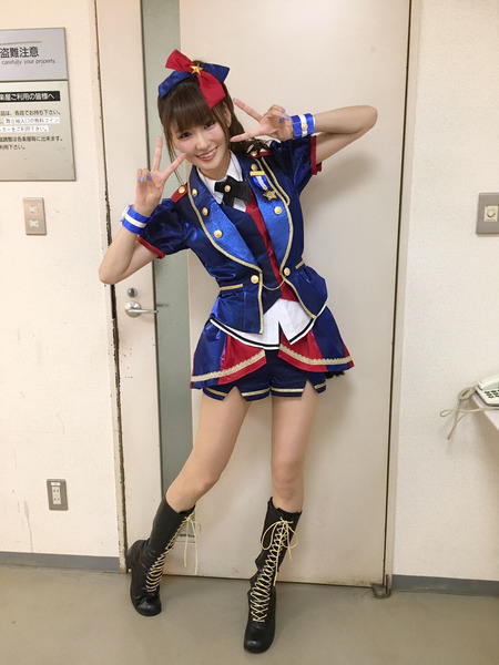 【画像】声優・渡部優衣さんのスタイルの良さ!!太ももエッッッwwwwwwwww