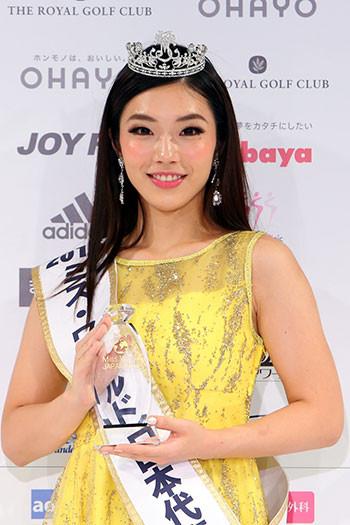 【驚愕】「ミス・ワールド」日本代表は「独眼竜政宗」の末裔 本人語るルーツ