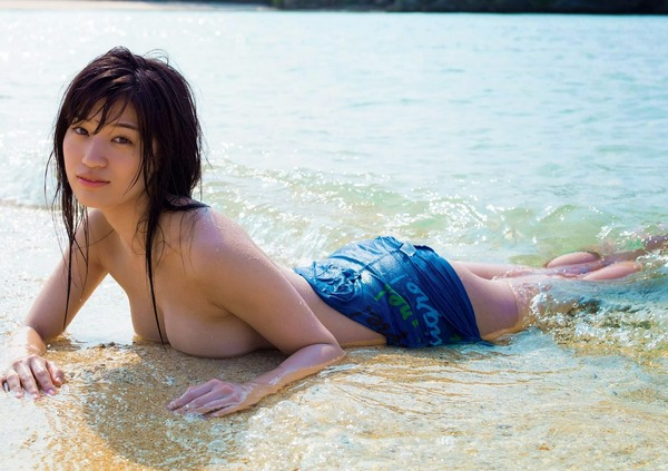 Takasaki Shoko 高崎聖子 Weekly Playboy April 2015 Wallpaper HD