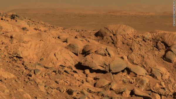 【緊急速報】今夜、NASAが火星に関する重大発表wwwwwwの画像