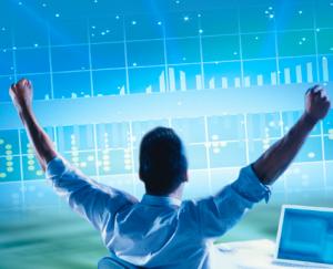 株式投資が盛り上がる-300x243