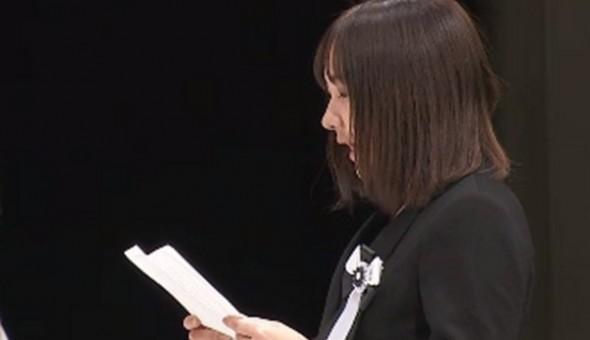 【うわ~】 3.11のスピーチで有名な19歳の少女。 『作り話だった!?』
