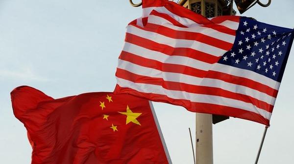 アメリカ中国