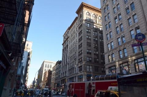 マンハッタンの平均家賃