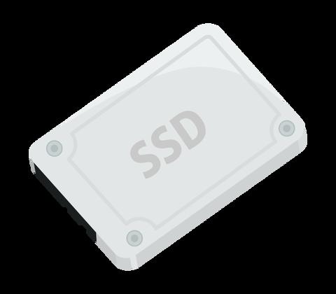 SSD1[いらすとえいと]