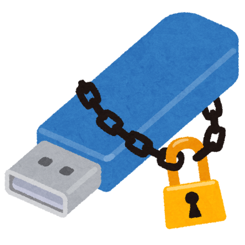 computer_lock_usbmemory