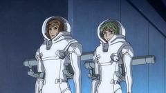 機動戦士ガンダム00(アレハンドロ・コーナーとリボンズ)