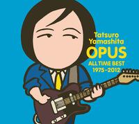 山下達郎「OPUS ALL TIME BEST 1975-2012」