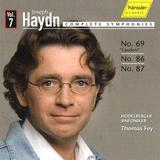 ハイドン/交響曲第69,86,87番 ファイ&ハイデルベルク響