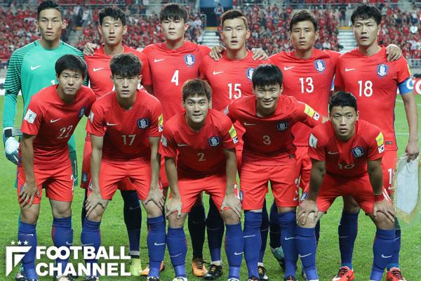 【サッカー】韓国、再びFIFAランク50位以下に。アジア4番手脱せず…W杯出場権獲得も