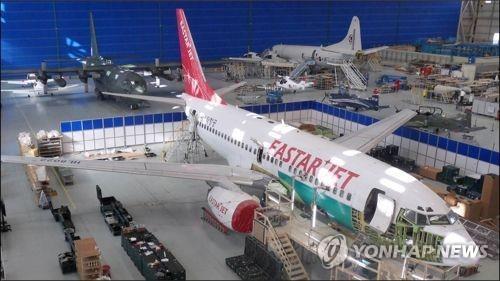 【韓国初】航空整備専門会社が事業開始へ 日本など海外からの受注も視野