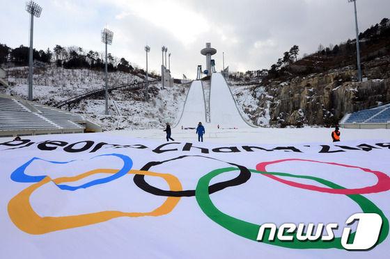 【韓国・平昌】施設の安全性に問題があるため、第96回全国冬季体育大会スキージャンプ競技はキャンセルになりました