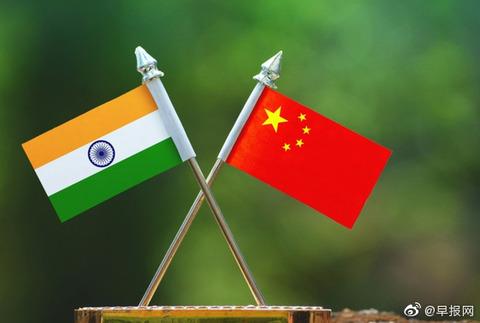中国VSインド