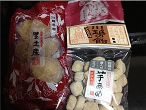 川越芋菓子
